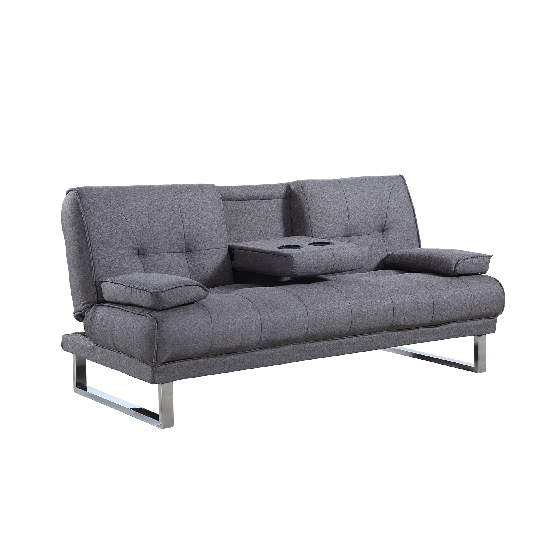 Sofa with cup holders homelegance marianna reclining sofa with center Loveseat with cup holders