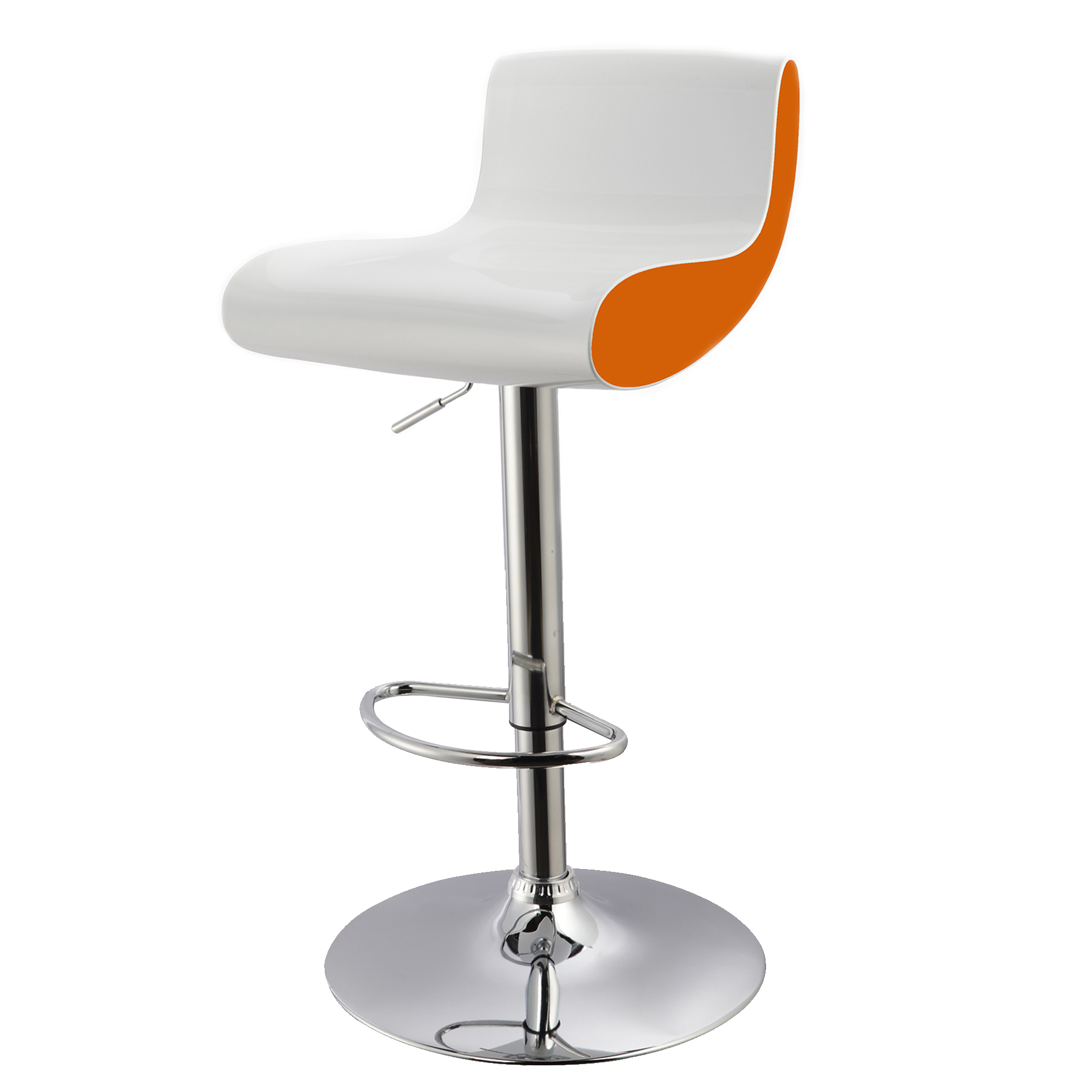 Omid Bar Stool Furniture Store Manila Philippines Urban  : WY 179 WHITEORANGE from www.urbanconcepts.ph size 1920 x 1920 jpeg 274kB