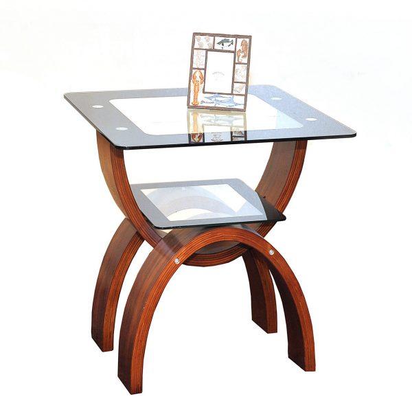 trisha end table