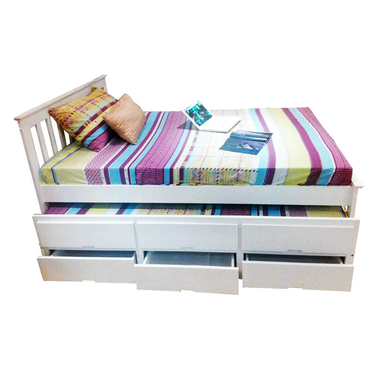 Brody Trundle Bed Furniture