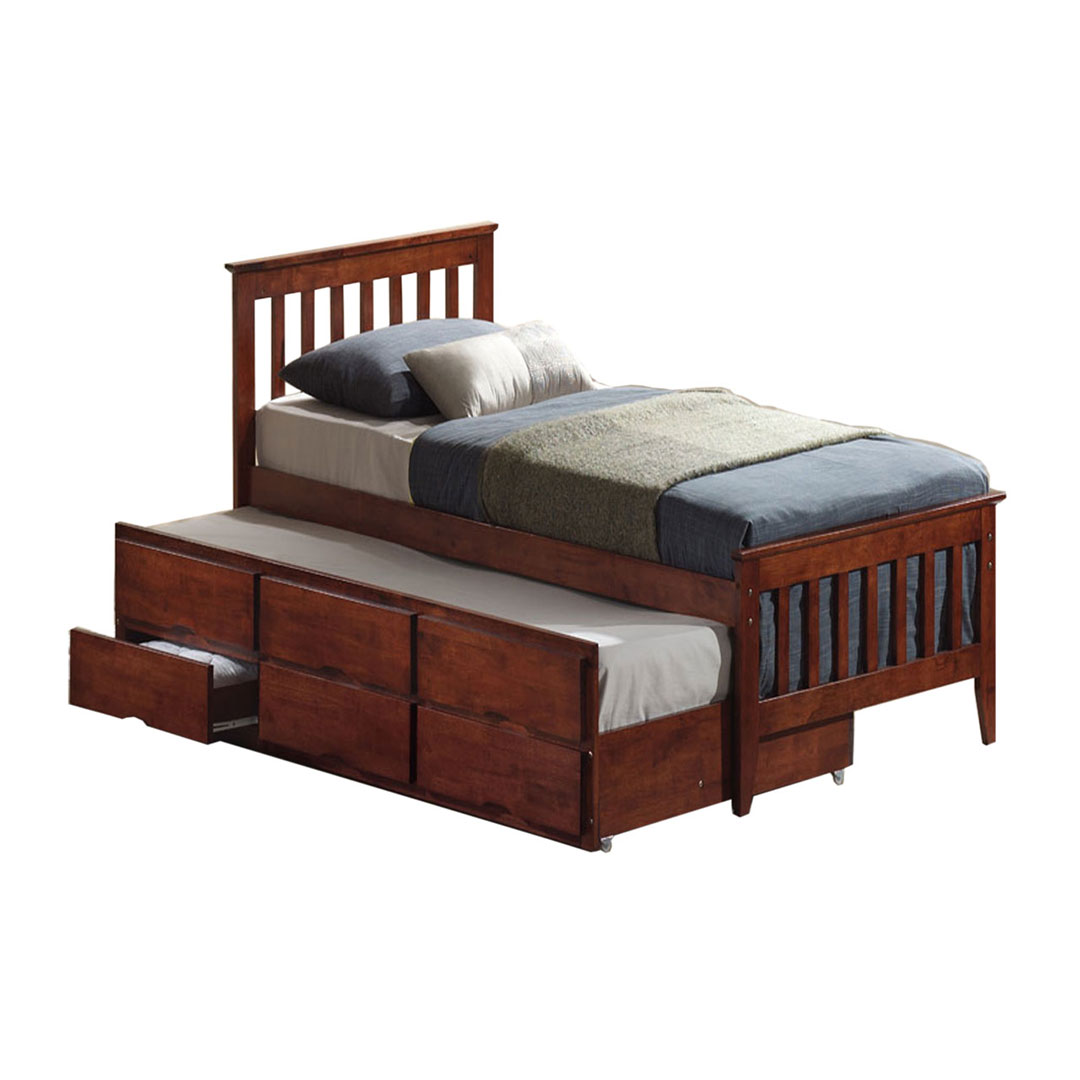 Brody Trundle Bed Furniture Store Manila Philippines