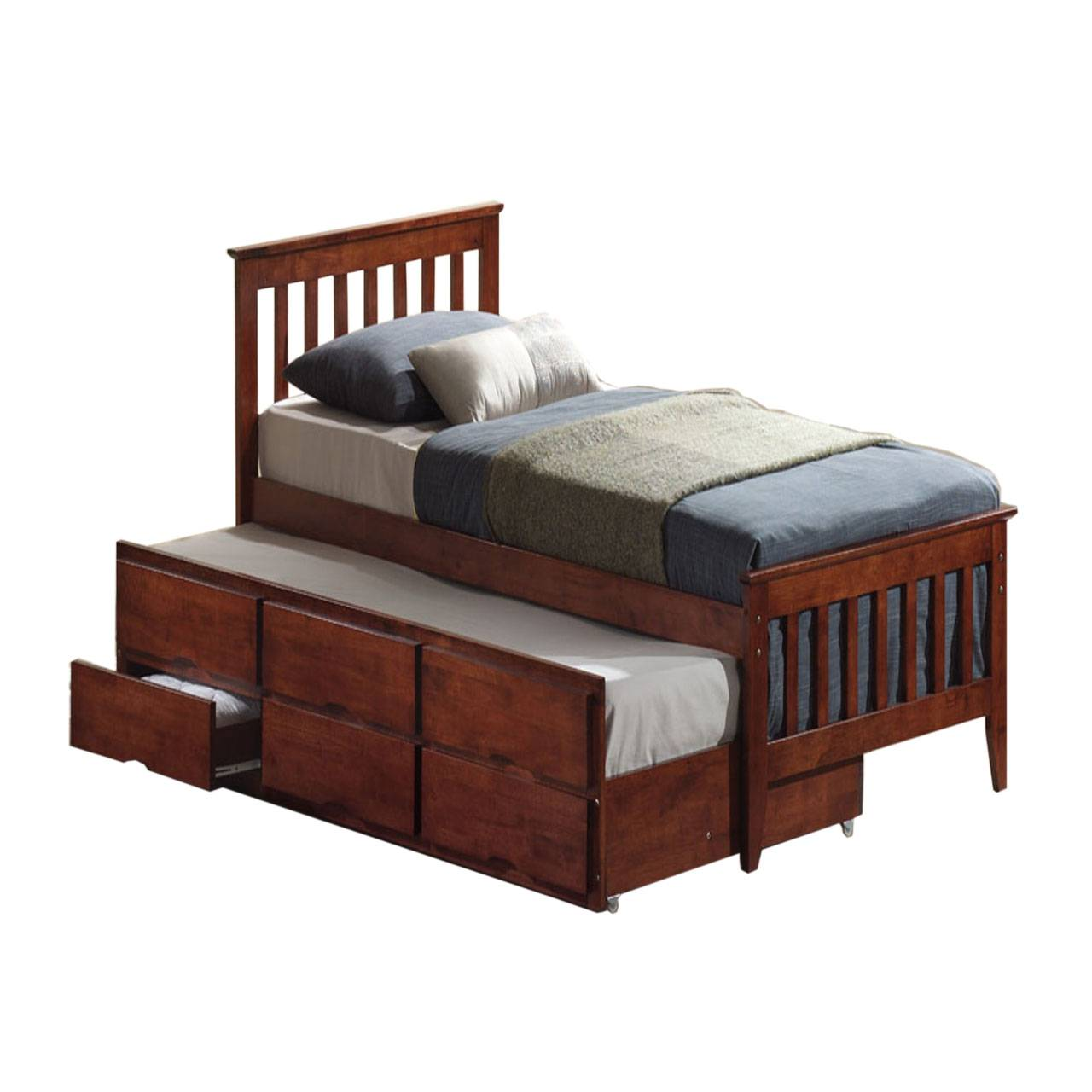 Brody Trundle Bed Furniture Store Manila Philippines Urban Concepts