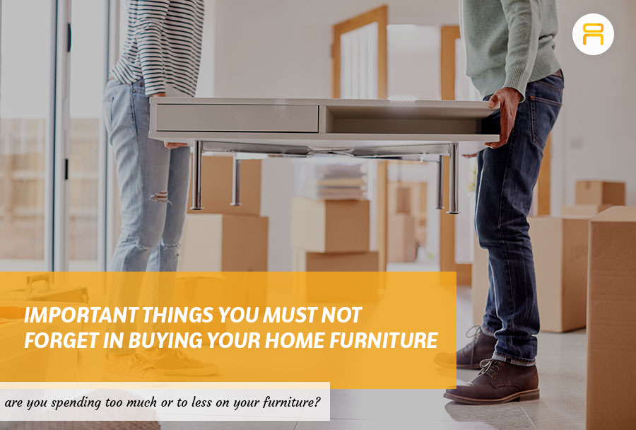 buying home furniture