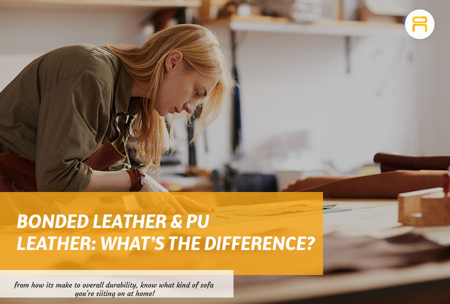 bonded leather vs. pu leather