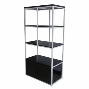 radi display cabinet