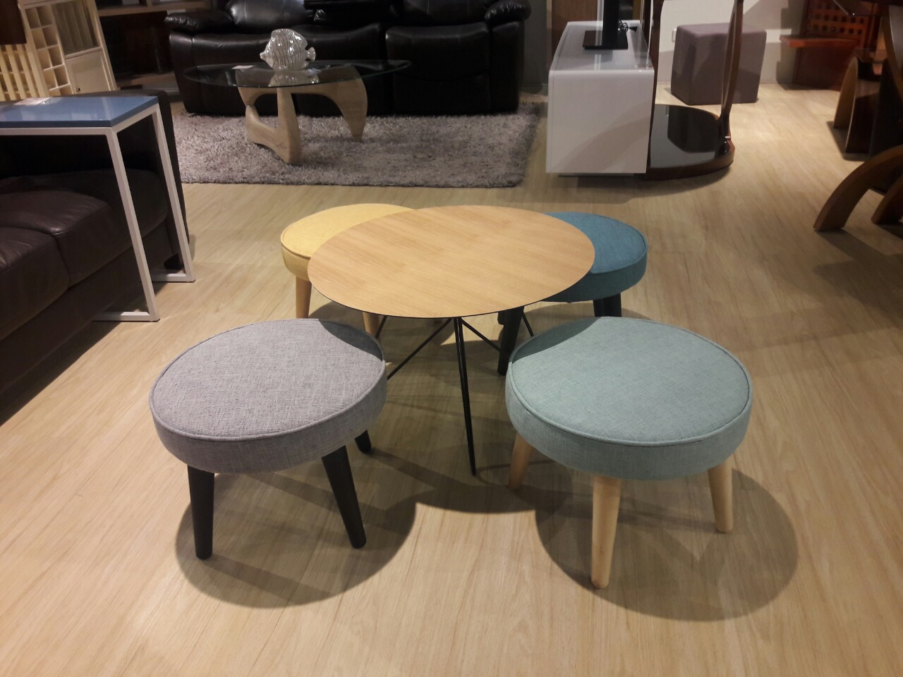 Taine Center Table Furniture Store Manila Philippines Urban Concepts