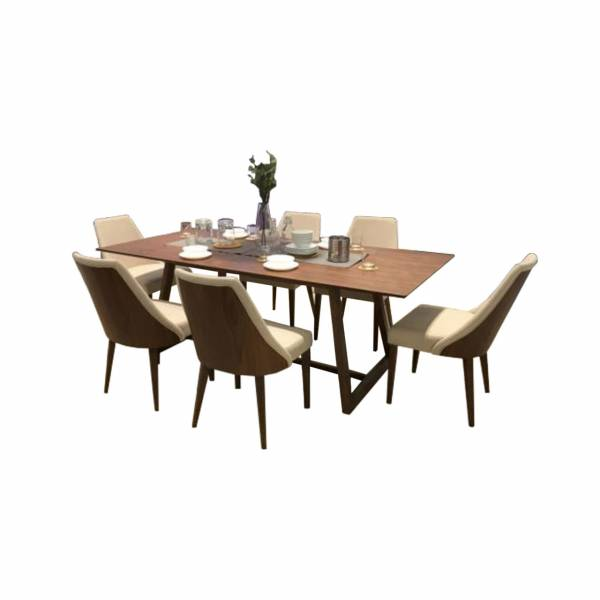 dion dining set