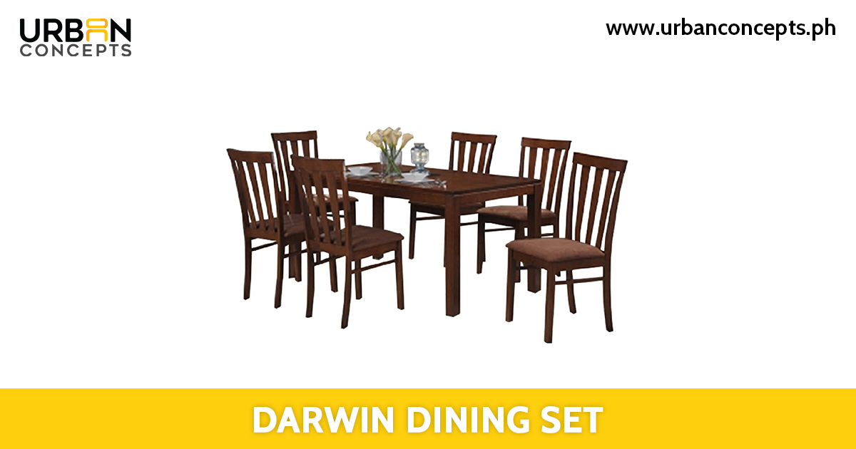 Darwin Dining Set Furniture Store Manila Philippines  : darwin dining set from www.urbanconcepts.ph size 1200 x 630 png 196kB
