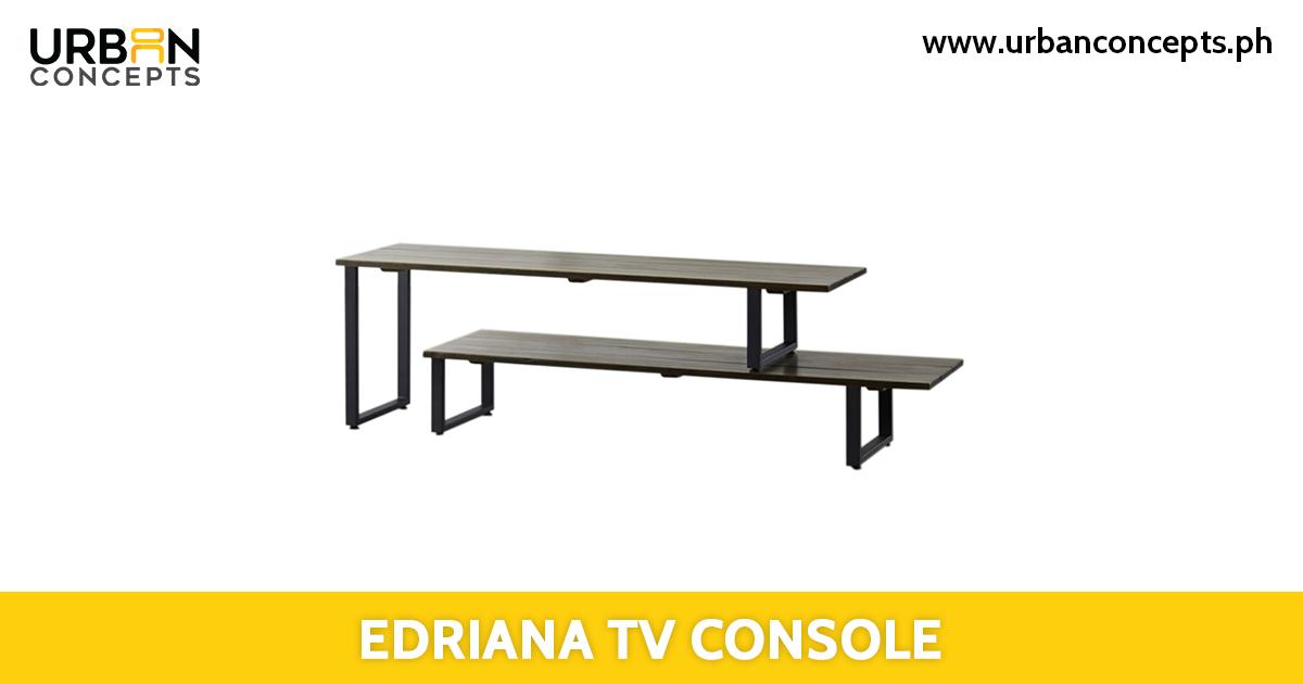 Edriana Tv Console Furniture Store Manila Philippines