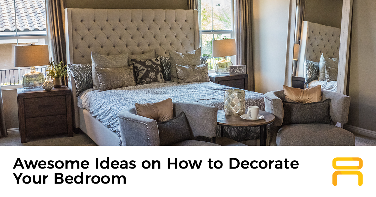 Awesome Ideas On How To Decorate Your Bedroom Urban Concepts Furniture Store Manila Philippines