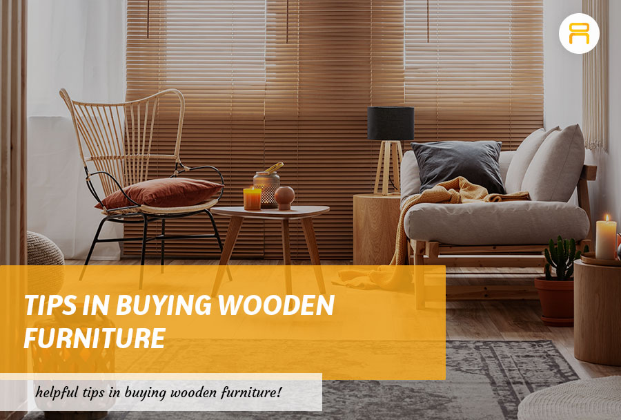 buying wooden furniture