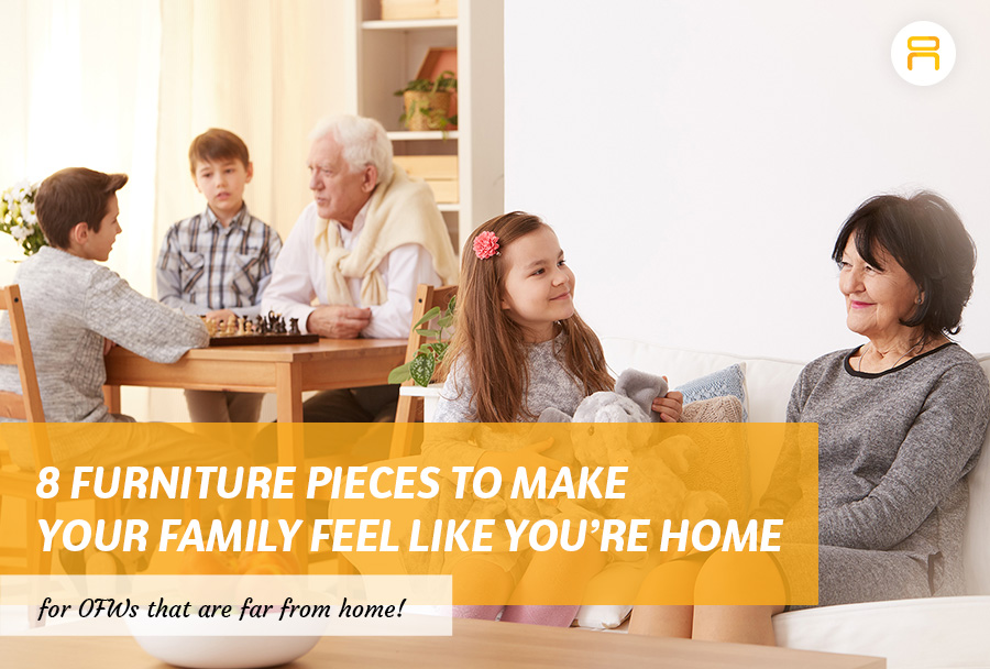 make your family feel like you are home