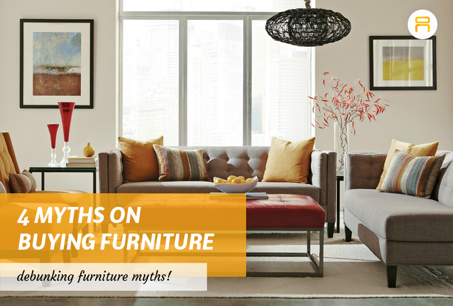 furniture myths