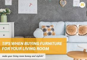 Buying Furniture for Your Living Room Philippines