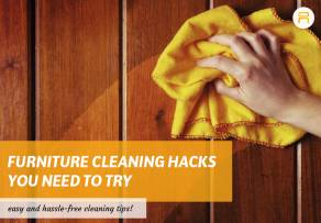 furniture cleaning hacks