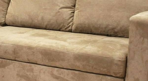 microfiber sofa cleaning