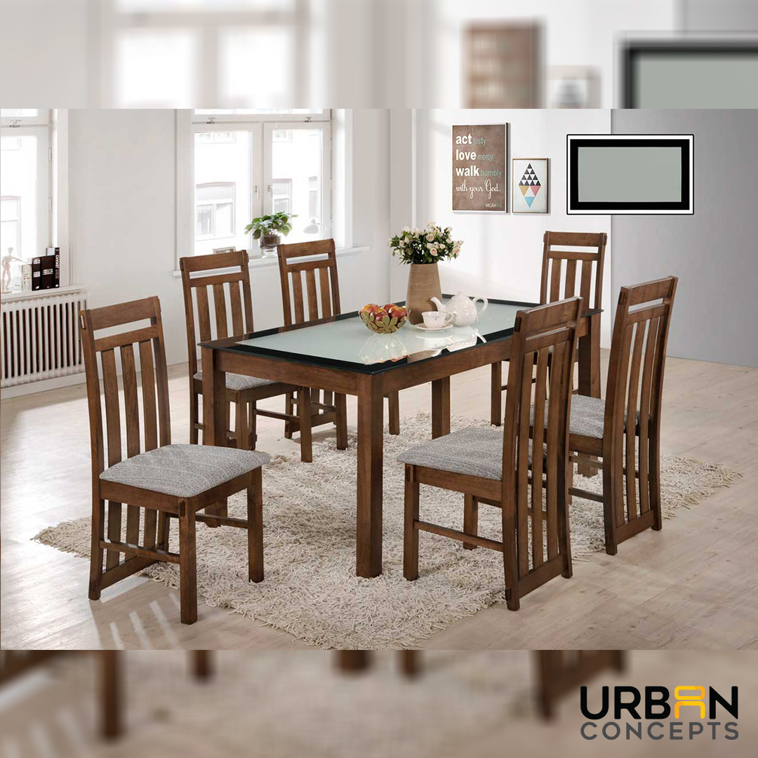 Demetria Dining Set Furniture