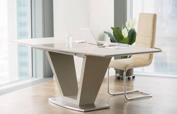 office clean looking furniture