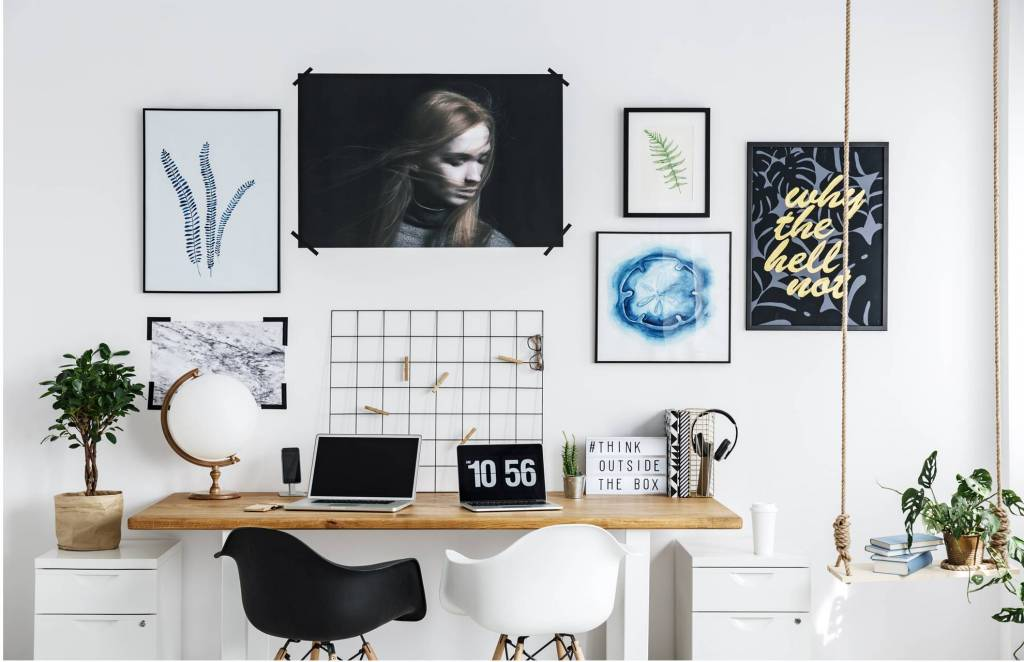 memorabilia and artworks