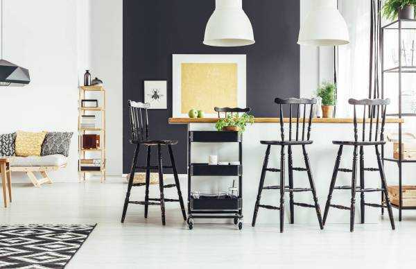 quantity of bar stool