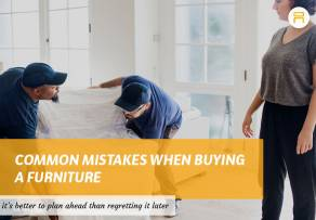 buying furniture for your home