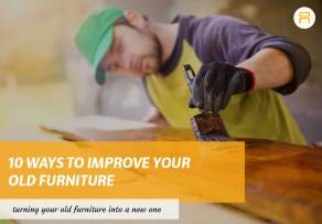 ways of improving furniture