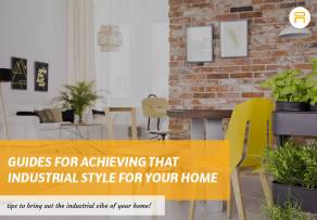 industrial style for your home
