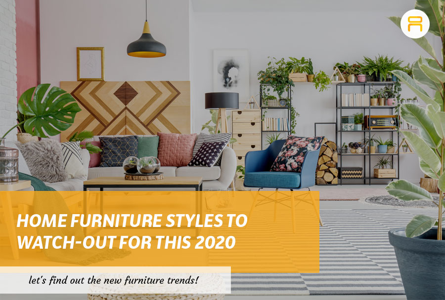 home furniture style in 2020