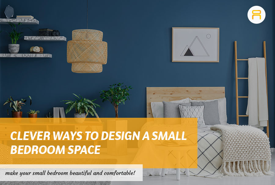 designing small bedroom space