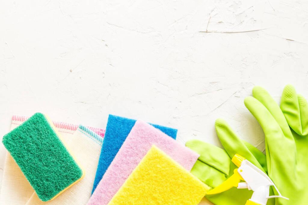 do a regular cleaning