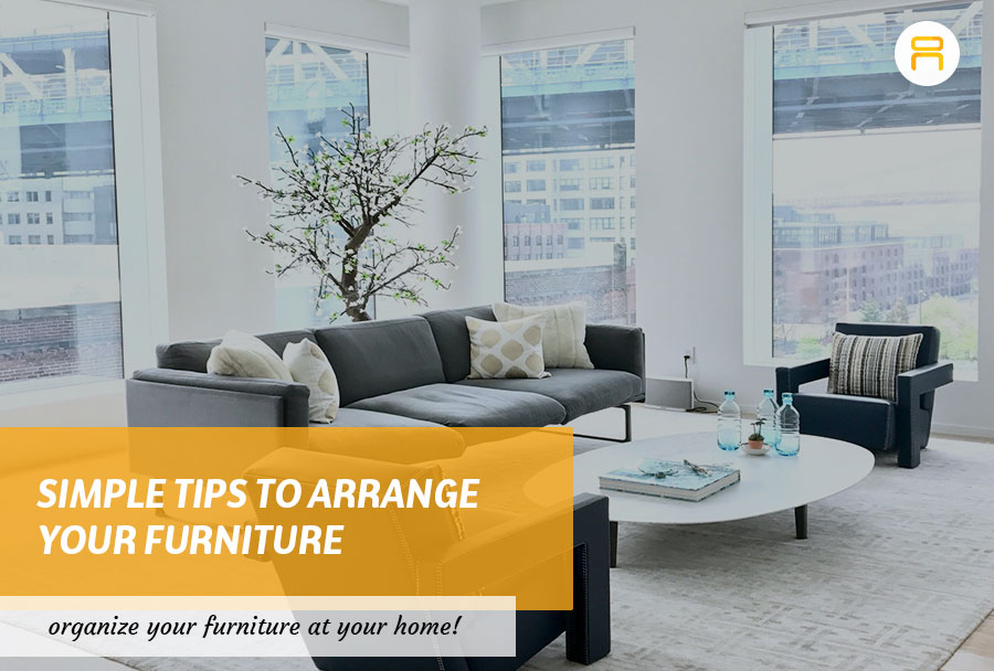 arrange your furniture