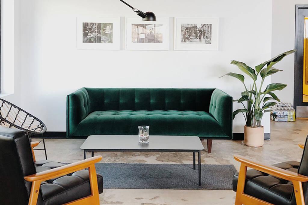 accent fabric furniture