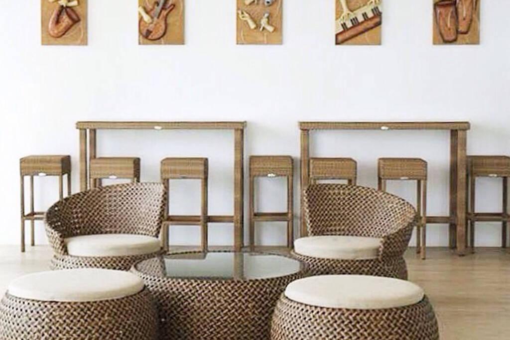 multifunctional round furnitures
