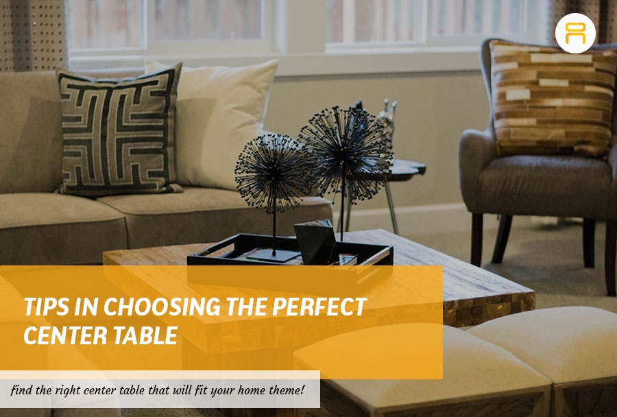 perfect center table for your home