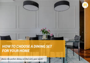 dining set for your home