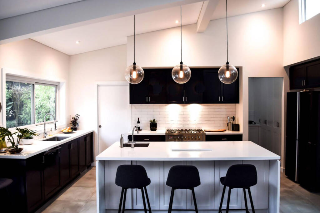 style of the kitchen